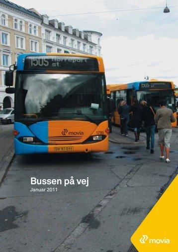 Bussen på vej - Movia