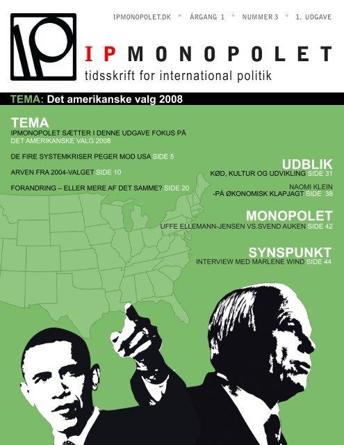 TEMA - IPmonopolet