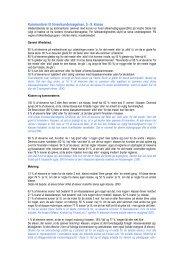 9 klasser undervisningsmiljø 2010 - Kommentarer - Vestre Skole ...