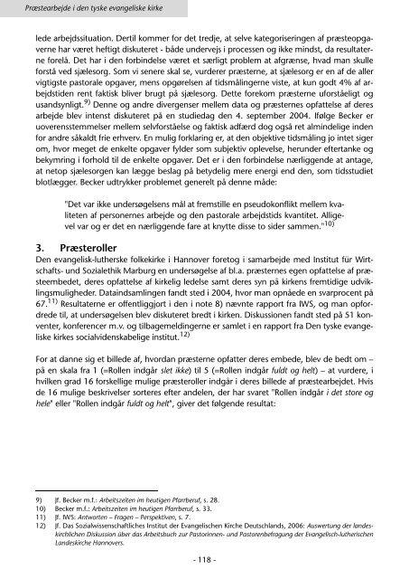 Perspektiv - Landsforeningen af Menighedsråd