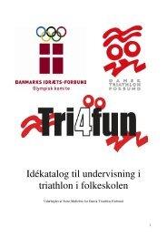 Idékatalog om triathlon