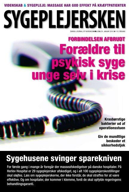 Sygeplejersken 2010 Nr. 2 - Dansk Sygeplejeråd
