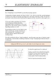 Elektriske Signaler