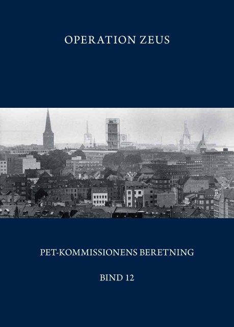 OPERATION ZEUS - PET-kommissions beretning