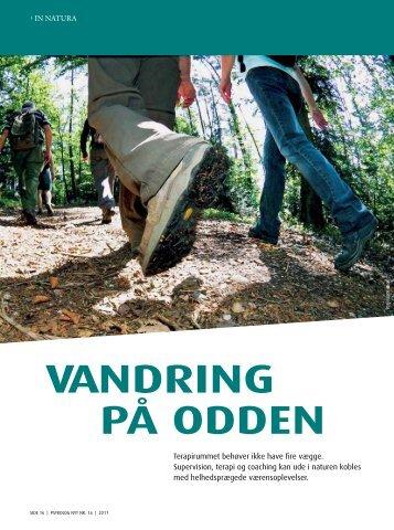 VANDRING PÅ ODDEN - Elbo