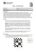 Oversigt: Materialekuffert - Dansk Skoleskak - Page 7