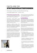 Se fakta om statsadvokatreformen - Rigsadvokaten - Page 2