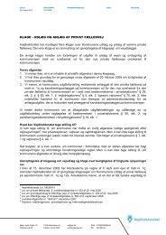 10-01578 § 5 Klage - udlæg og anlæg af privat ... - Vejdirektoratet