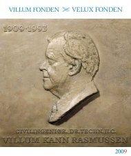 Årsskrift 2009 (10 MB) - Velux fondene