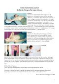 Øvelses- program for bryst- opererede Kirsten ... - Kirsten Toersleff - Page 4