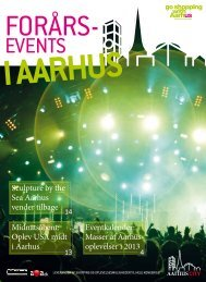 Event-magasin - Aarhus City Forening