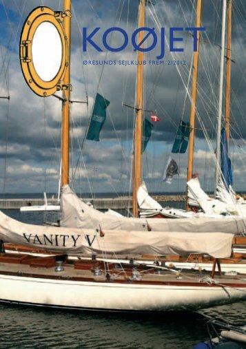 KOØJET - Øresunds Sejlklub Frem