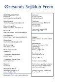 KOØJET - Øresunds Sejlklub Frem - Page 3