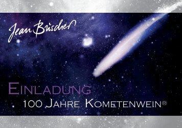 einladung - Weingut Jean Buscher