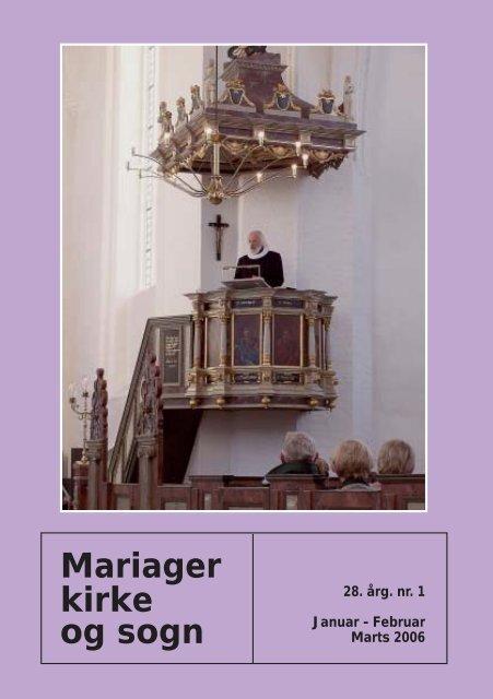 Mariager Kirke og Sogn