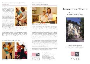 Jennifer Wade Group