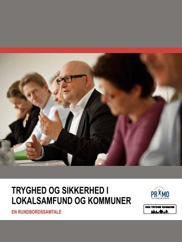 Torben simony - Den Trygge Kommune