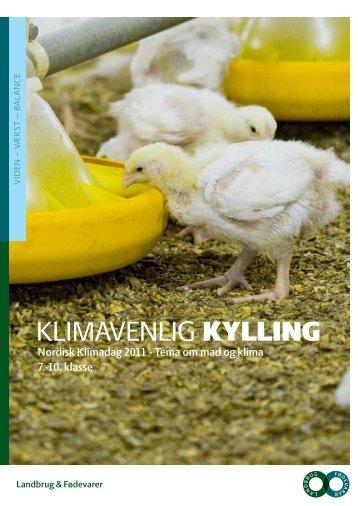 KLIMAVENLIG KYLLING - Nordisk Klimadag