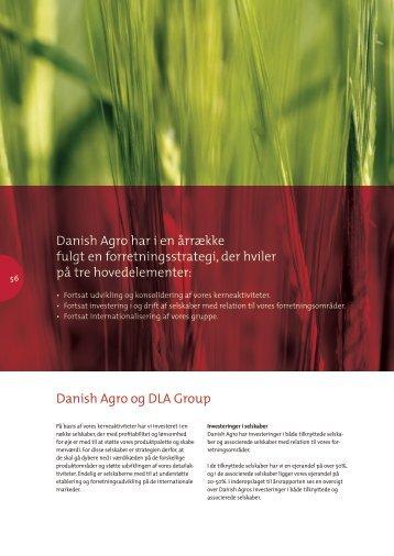 Danish Agro og DLA Group