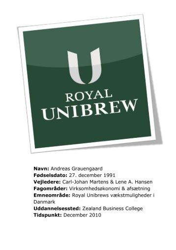 Navn: Andreas Grauengaard Fødselsdato: 27 ... - ProInvestor