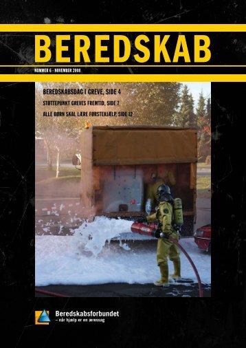 beredskab 06, 2008 - Beredskabsforbundet