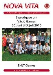 Växjö særudgave - Hjerte- og Lungetransplantationsklubben
