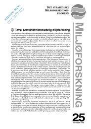 ILJØFORSKNING - Info - Aarhus Universitet