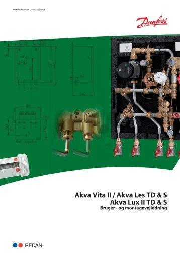 Akva Vita II / Akva Les TD & S Akva Lux II TD & S - Lavprisvvs.dk