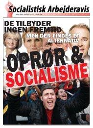 DE TILBYDER INGEN FREMTID - Internationale Socialisters Ungdom