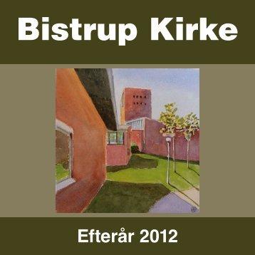Efterår 2012 - Bistrup Kirke