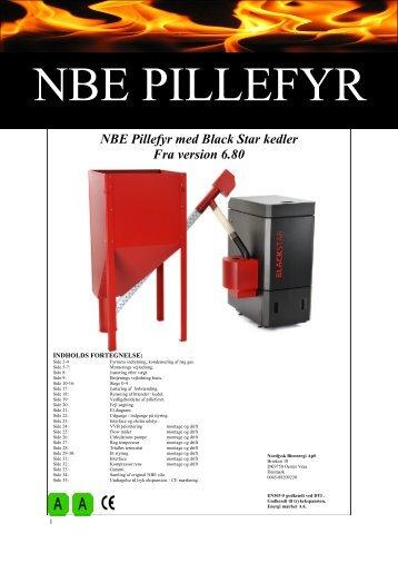 NBE Pillefyr med Black Star kedler Fra version 6.80 - Andresens ...