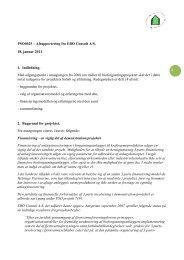 1 PSO0025 – Afrapportering fra EBO Consult A/S. 18 ... - Energinet.dk