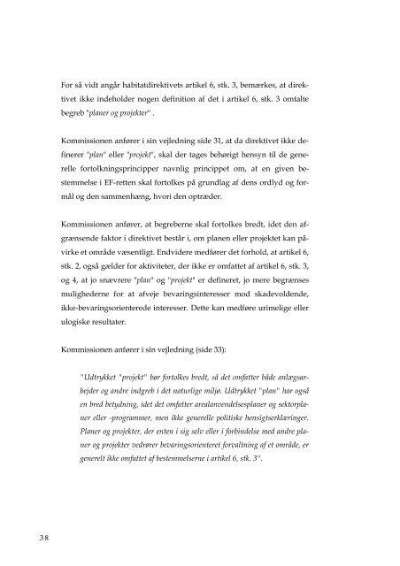 Hasardspillet med Danmarks natur - Dansk Ornitologisk Forening