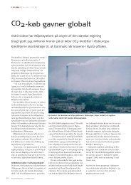 Læs side 30-31 i MiljøDanmark nr 5 2006 - Miljøministeriet