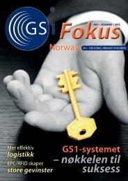 GS1 Fokus nr. 4 - 2012