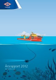 Årsrapport 2012 - Eidesvik