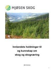 Mal for kladd-dokumenter - Oppland fylkeskommune