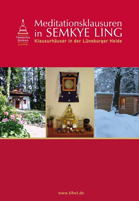 in Semkye Ling