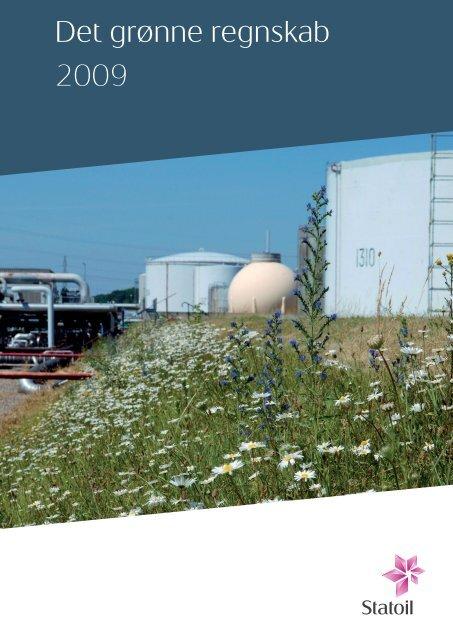 Grønt regnskab 2009.indd - Statoil