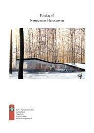 Skov- og Natur Center Hareskoven - Naturstyrelsen