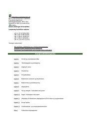 Bekendtgørelse om afsluttende prøver FSA