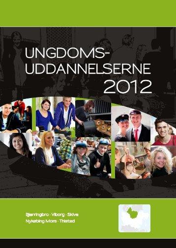 Ungdomsuddannelserne 2012 - Viborg Kommune