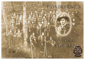Se Jubilæumsskrift - Pionererne