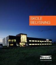 SKOLE BELYSNING - Luminex