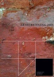 ÅRSBERETNING 2011 - BYFO