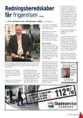 Rednings - Foreningen af Kommunale Beredskabschefer - Page 5