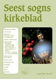 December 2009 - Marts 2010 - Seest Kirke