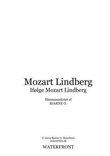 Mozart Lindberg
