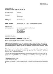 Afgørelse 2012-0334, 18. februar 2013 - Ankenævnet for Bus, Tog ...