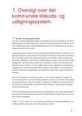Kommunal udligning og generelle tilskud - Økonomi- og ... - Page 5